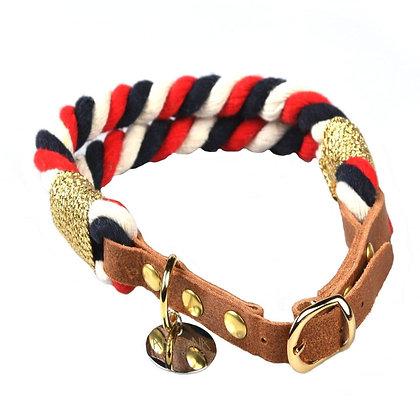 Collier tricolore Ulysse