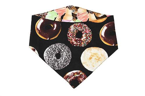 Bandana Donuts Noir-Gelato