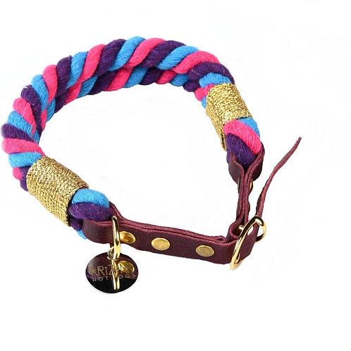 Collier tricolore Mia