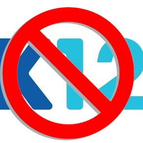 SCHOOL BOARD UNANIMOUSLY VOTES TO TERMINATE K12 PLATFORM AND ADDRESS RELATED ISSUES