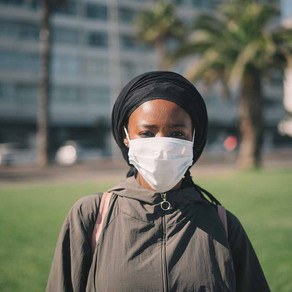A NEW STUDY SHOWS FACE MASKS EFFECTIVENESS