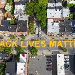 MAYOR ONE-UPS BLACK LIVES MATTER RALLY WITH HIS OWN PLANS
