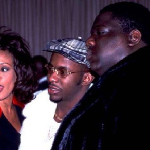WHITNEY HOUSTON AND THE NOTORIOUS B.I.G. INDUCTED INTO THE ROCK & ROLL HALL OF FAME