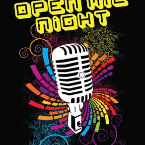 A VIRTUAL OPEN MIC HOUR FOR H.S. STUDENTS AND SUPPORTIVE STAKEHOLDERS