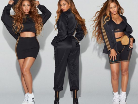 BEYONCÉ'S IVY PARK DRIP 2: BLACK PACK IS HERE!