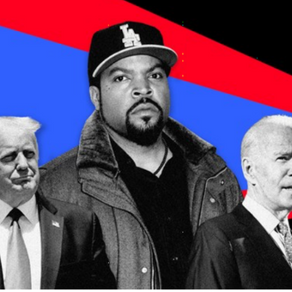 ICE CUBE TEAMS UP WITH TRUMP ADMINISTRATION