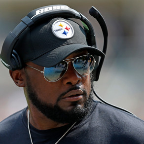 MIKE TOMLIN GAINS TITLE FOR 'MOST WINNINGEST BLACK HEAD COACH' IN NFL HISTORY.