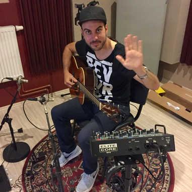 Robo_Opatovský_Unplugged_Studio_Session