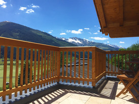 Balcony with a view