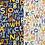 Thumbnail: Makower Fabrics - Alphabet