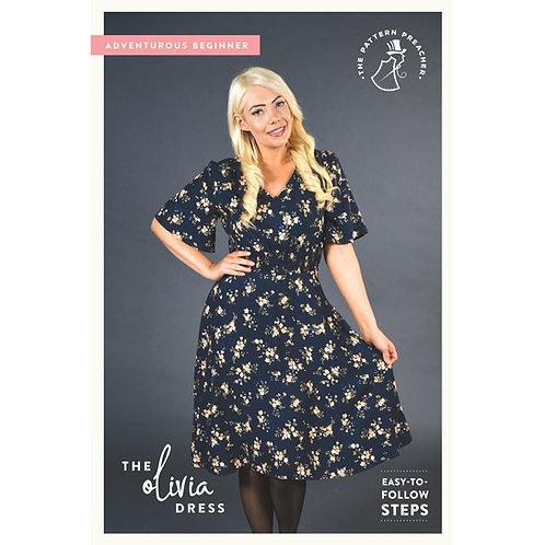 The Pattern Preacher - Olivia Dress