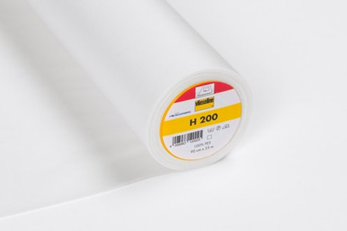 Fusible Interlining H 200