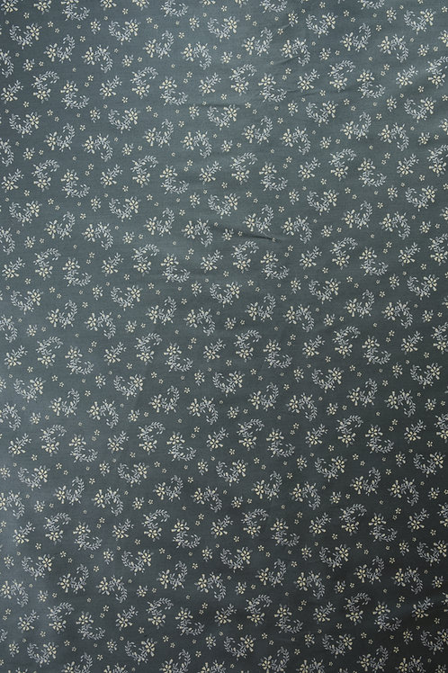Cotton Chintz - Grey