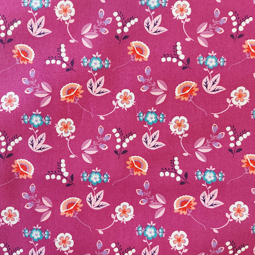 Little Darling printed cotton