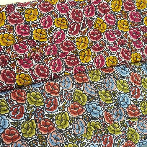 Linen/Viscose Fabric