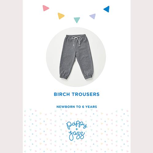 Poppy and Jazz - Birch Trousers