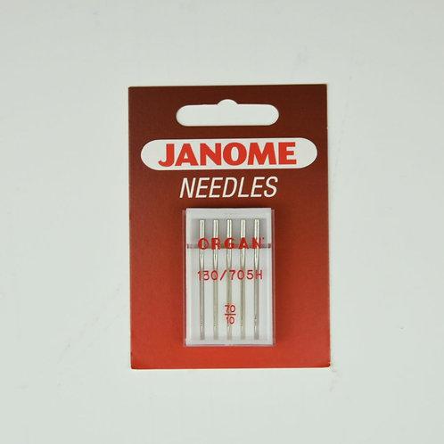 Janome Needles - 130/705H   70/10