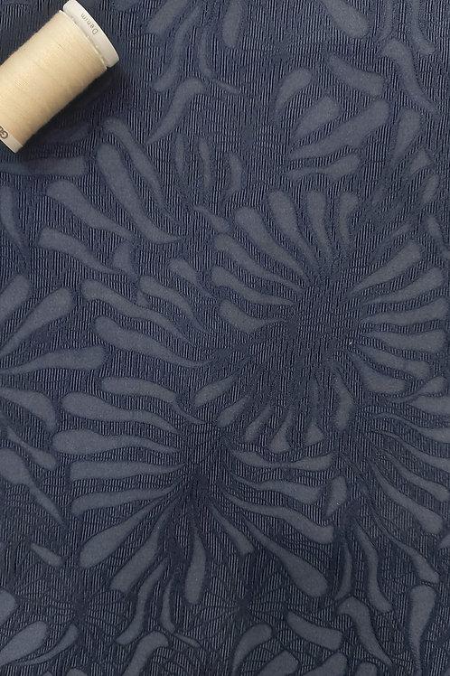 Viscose/Polyester blend fabric