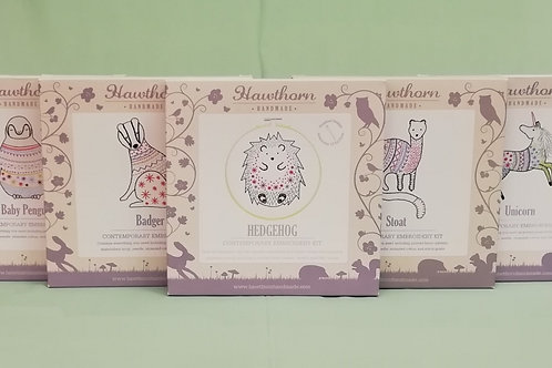 Hawthorne Handmade Embroidery Kit