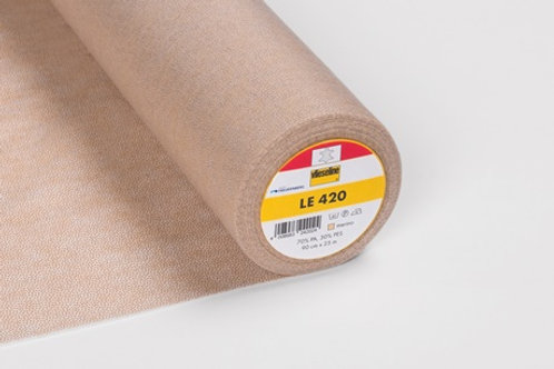 Fusible Interlining LE 420