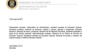 POLÍTICA PÚBLICA SOBRE GRABACIONES DE AUDIO O VÍDEO EN REUNIONES