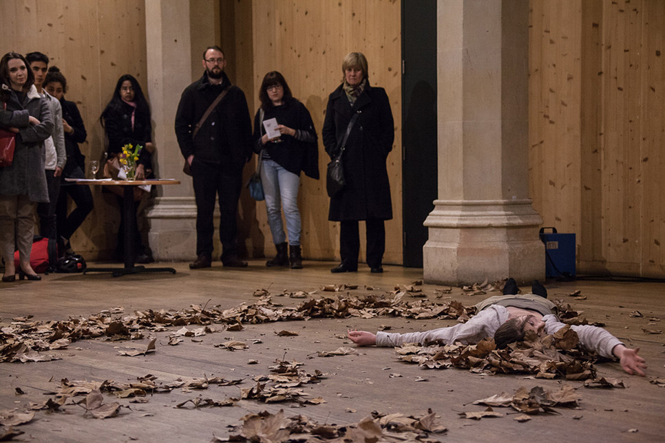 Performance image: Scatter