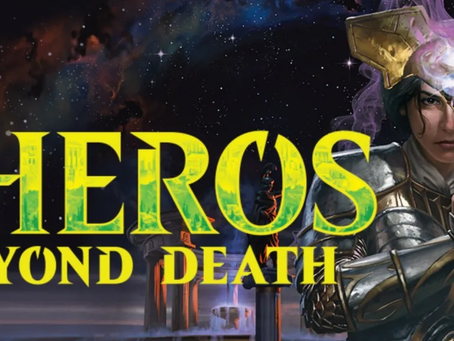 Theros: Beyond Death & New Stock