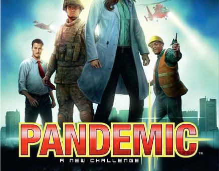 Pandemic & Terraforming Mars are Back
