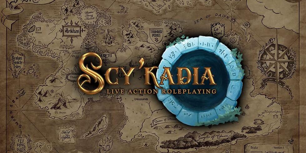 Scy'Kadia - June Long Weekend