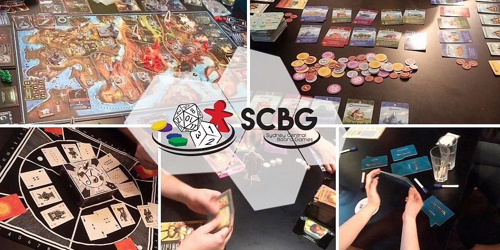 SCBG Monday Games - 31st May
