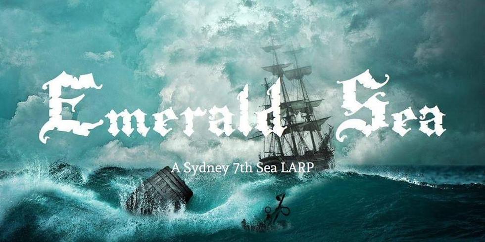 The Emerald Sea LARP - 8th June