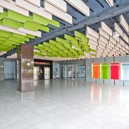 宜蘭大學工學院入口意象