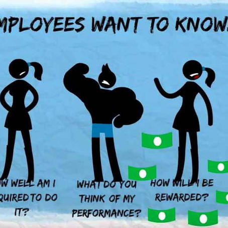 The 3 Steps to Increased Employee Performance