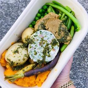 Paris Vutter - by PREP Plant based meals
