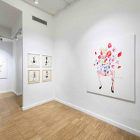 Happy at Nowhere - Anna Laudel Gallery.j
