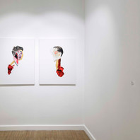 Happy at Nowhere - Anna Laudel Gallery V
