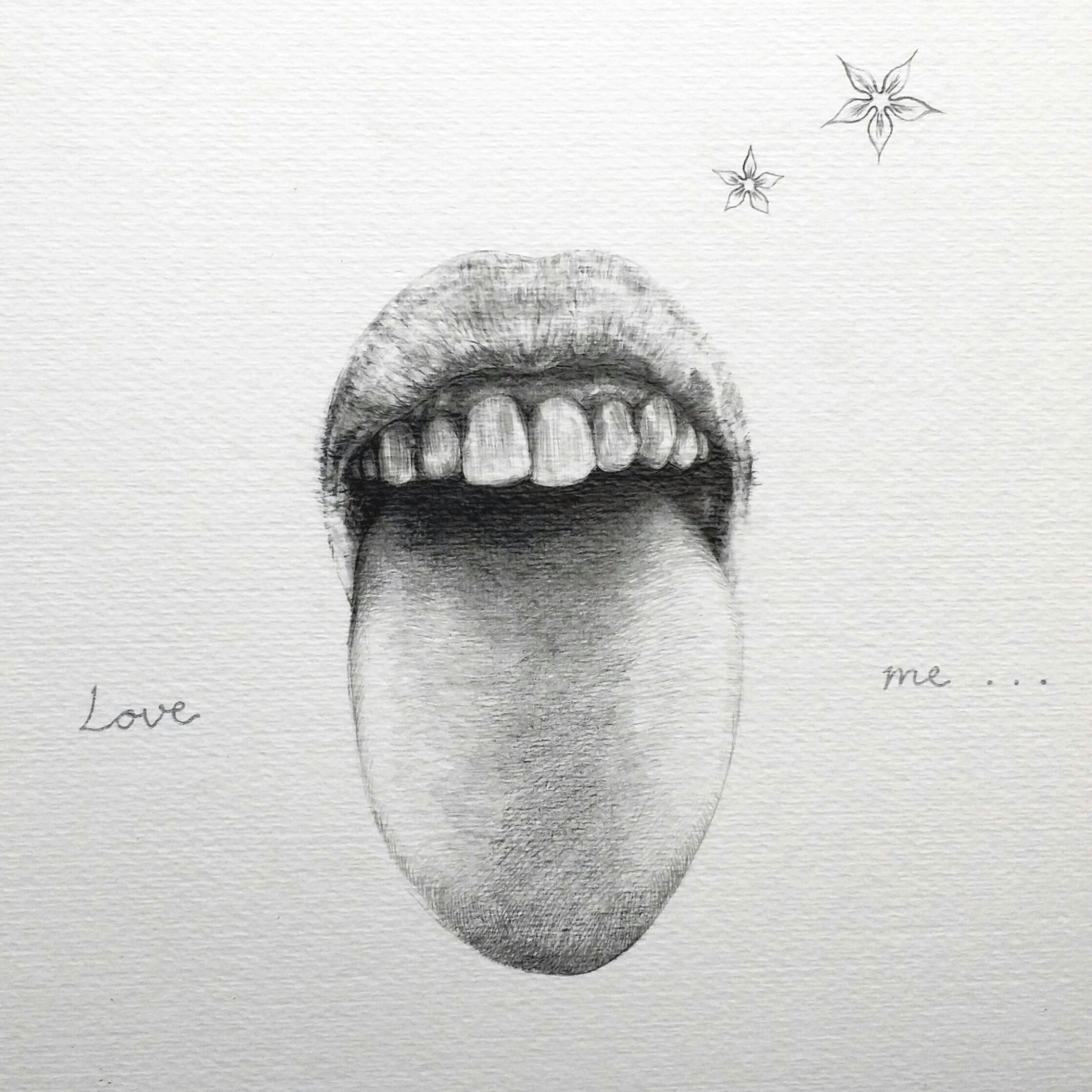 Love Me (drawing)