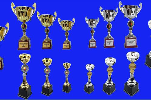 Kupa ve Madalyalar