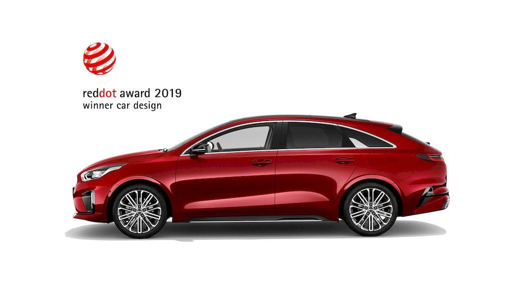 2019 Red Dot Awards  un altro triplice trionfo per il design Kia e94c3abdeb9
