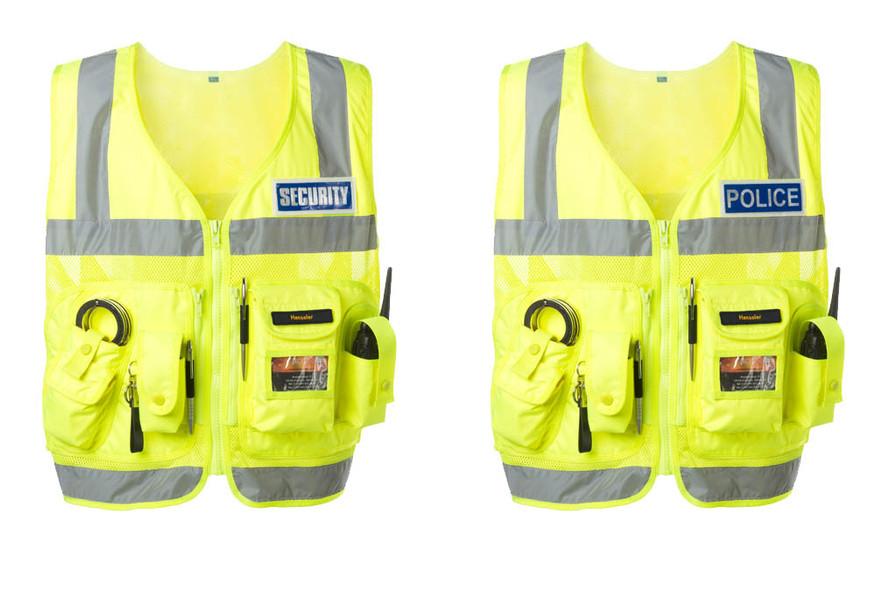 vestibilità classica ae8dd ebb73 Vigili senza giubbino, scatta la multa se non lo indossano