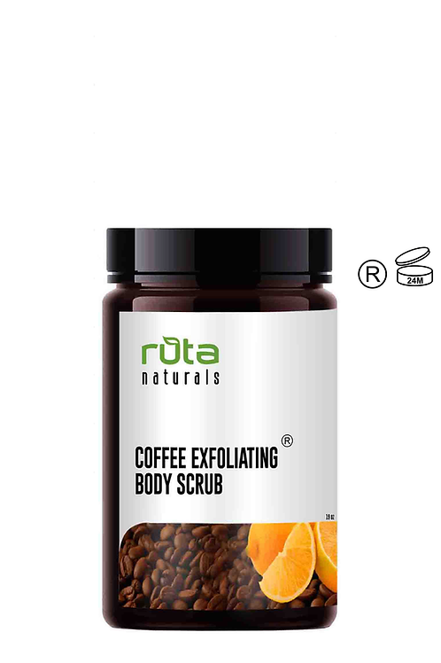 COFFEE EXFOLIATING  BODY SCRUB