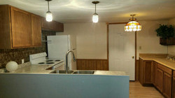 Your new kitchen!