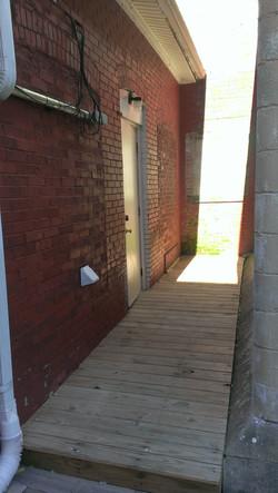 Back Entry