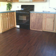 Beautiful New Flooring!