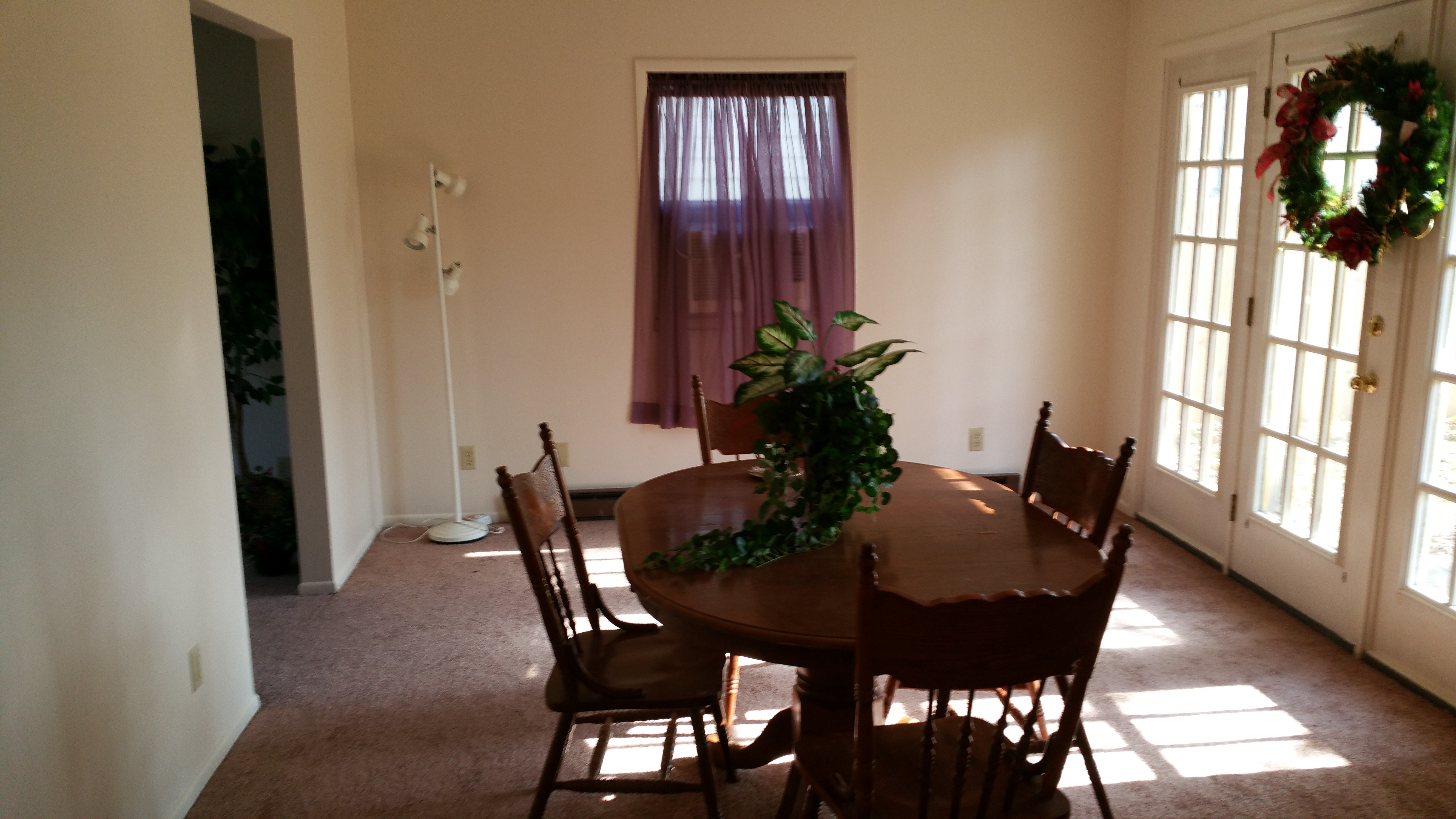 Space for a Large Kitchen Table!
