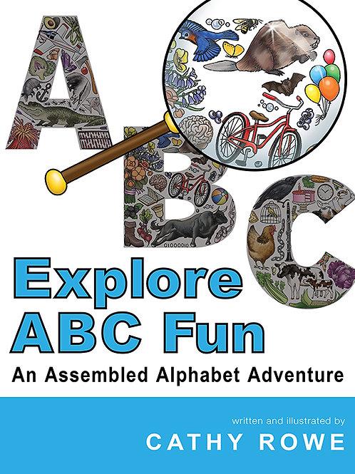 Explore ABC Fun (Hardcover)
