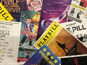 Broadway copyright