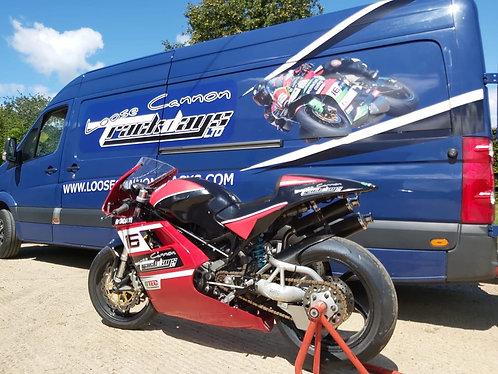 Ducati 800 v2 Supertwin