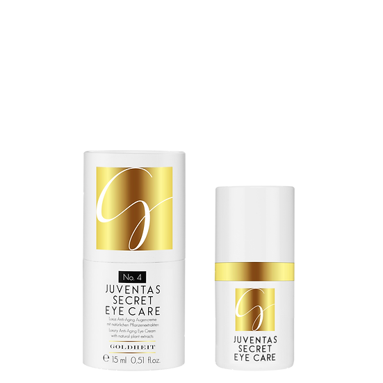 GOLDHEIT Juventas Secret Eye Care - Augencreme