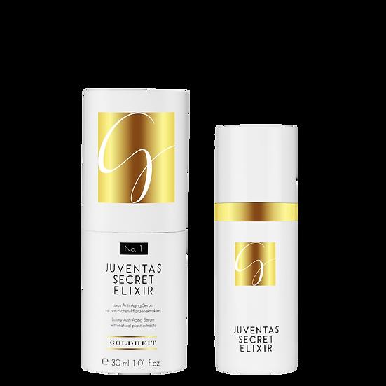 GOLDHEIT Juventas Secret Elixir - Serum